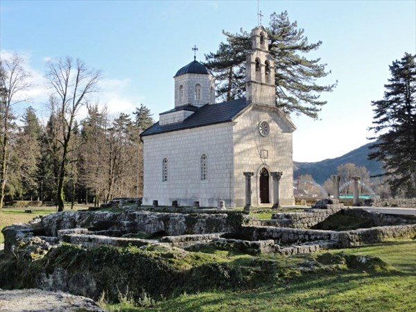 Церковь Рождества Богородицы на Чипуре.