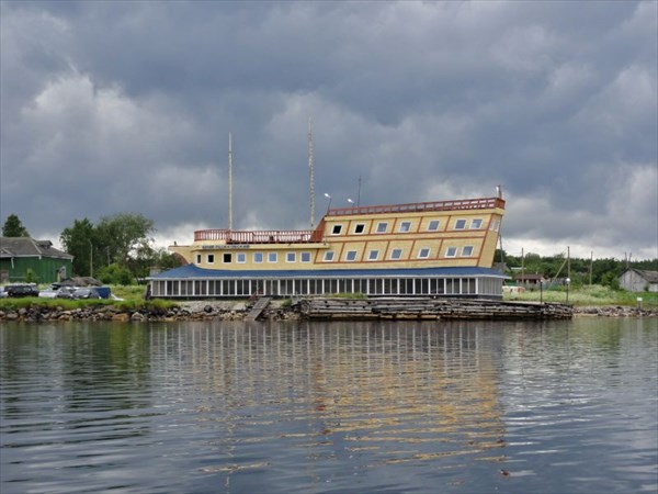 ВИП-гостиница в Чкаловском