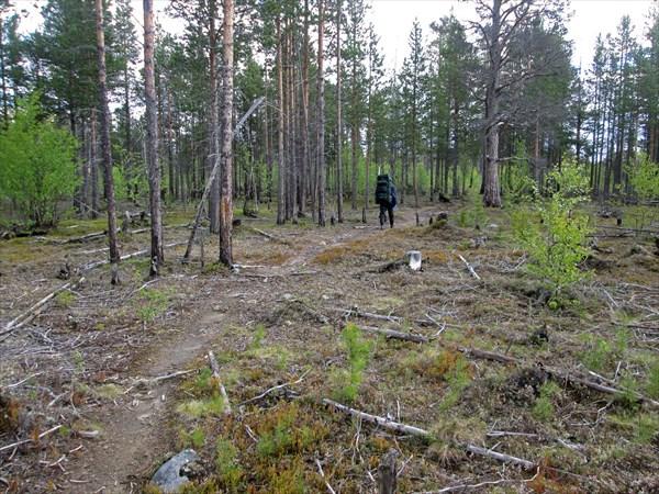 247_Последний этап - пешка в пос. Ловозеро
