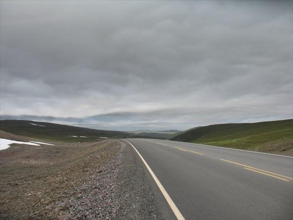 Дорога через тундры