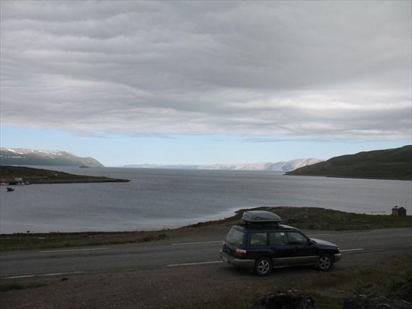 Заливы Танафьорда