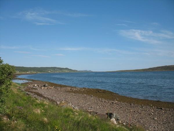 Залив Варангерфьорда