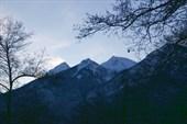 вид на горы