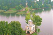 Вид с колокольни