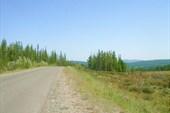 08. Вид с перевала на север.