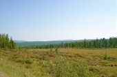 09. Вид с перевала на восток.