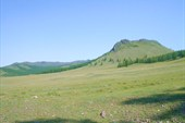 12. Тувинские пейзажи.