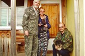 50 У дома Андрея Зарубина