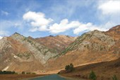 Дорога от Чемала