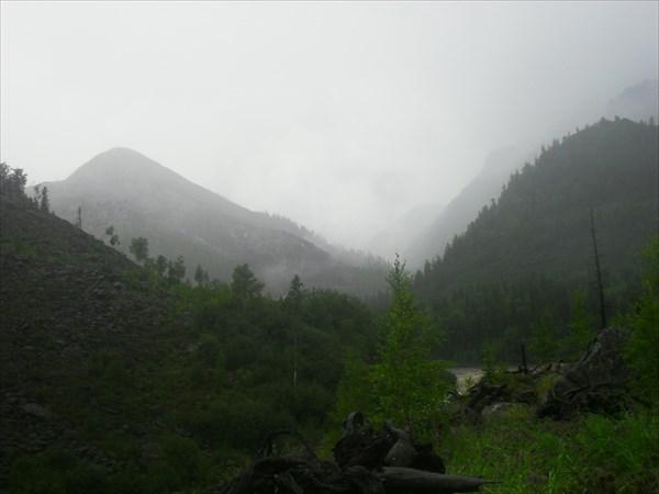 Один из видов долины р. Хара-Мурин