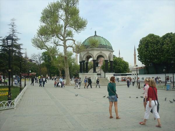 Немецкий фонтан