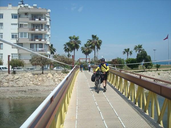 Навесной мост