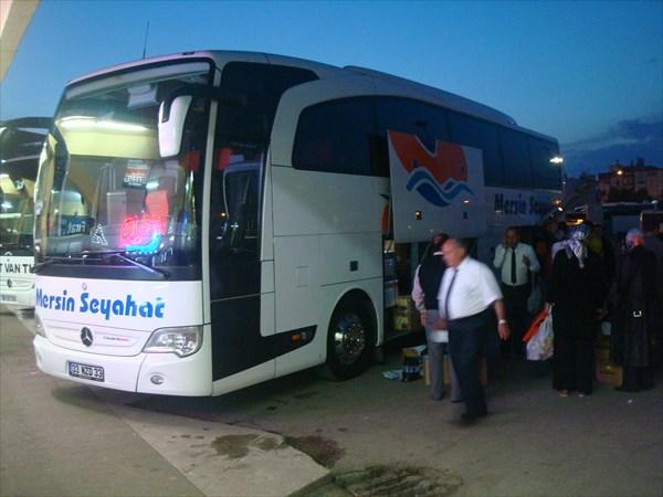 Междугородний автобус