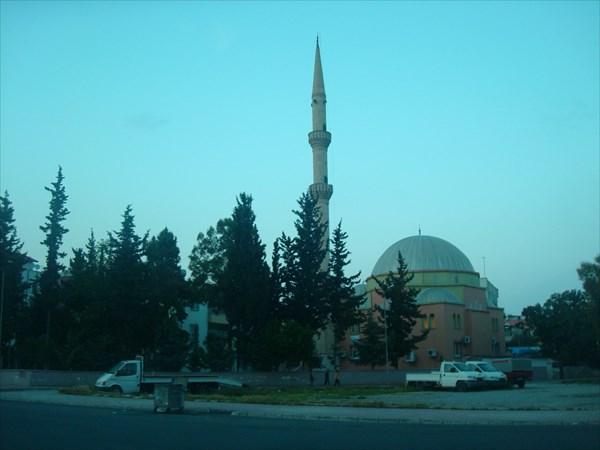 Мечеть в Мерсине