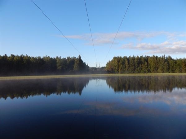 Зеркало Пя озера