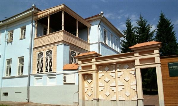 Мемориальный дом-музей И.И.Шишкина