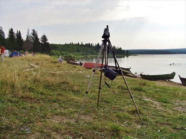 Орудие съёмки.