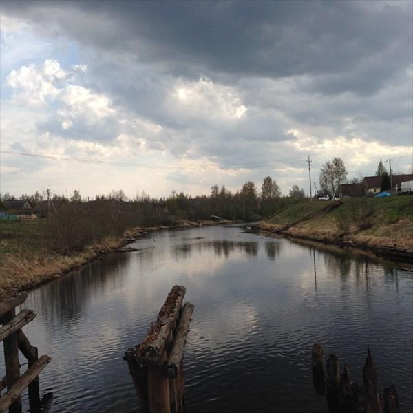 Староладожский канал