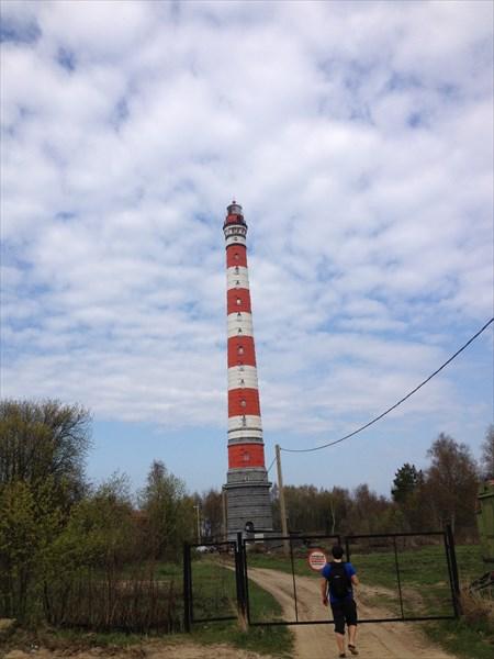 Стороженский маяк