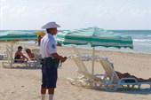 Пляжный полицейский