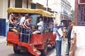 Общественный транспорт в Сантьяго-де-Куба