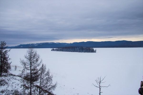 Озеро Азас