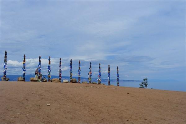 Шаманские столбы