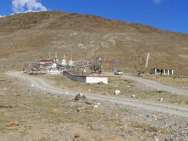 Перевал Кунзум Ла из долины Спити в долину р. Чандра