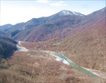 Долина реки Псезуапсе (в районе п.Лазаревское)