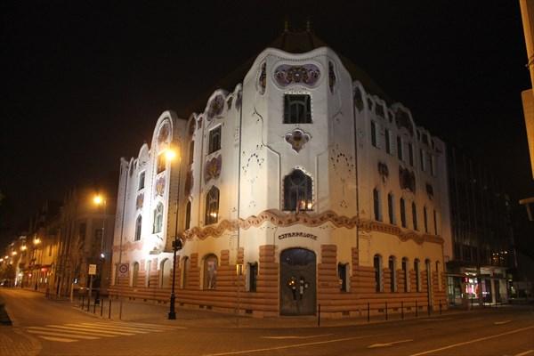 Дворец Цифра Палота
