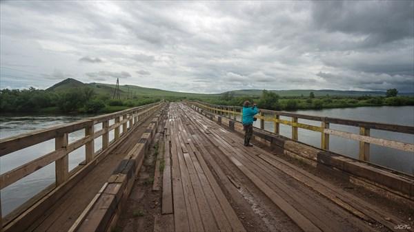 Мост через Белый Июс