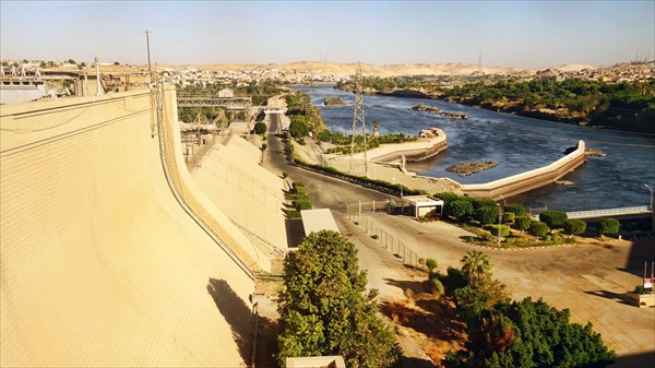 Водохранилище Насер