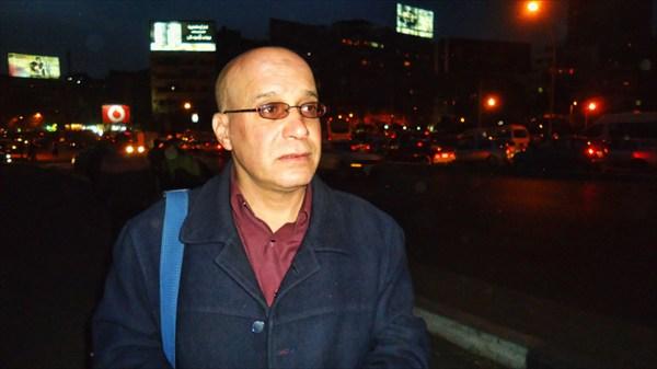 Профессор университета Каира