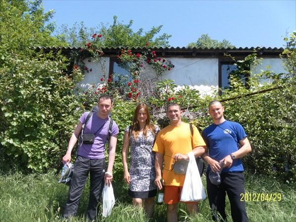 Опять в Подгорице