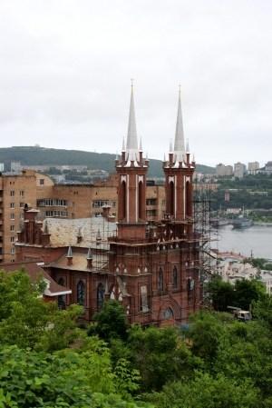 Католическая церковь Пресвятой Богородицы