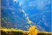 Осень в Баксанском ущелье