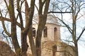 Порхов - крепость, стена