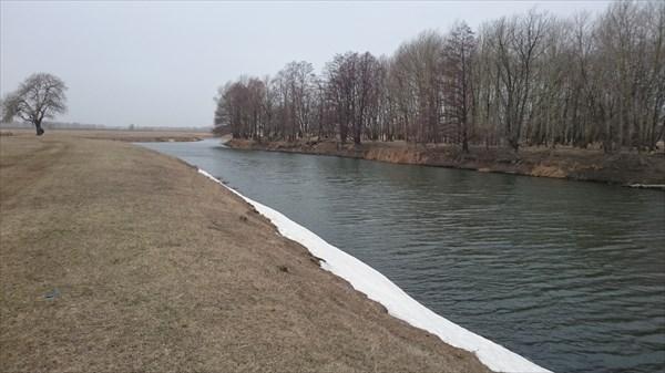 Озеро в Гушенском