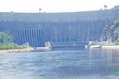 Саяно-Шушенская ГЭС без внешнего водосброса