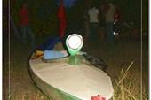 Байдарка `Шивера` готова к ночному заплыву