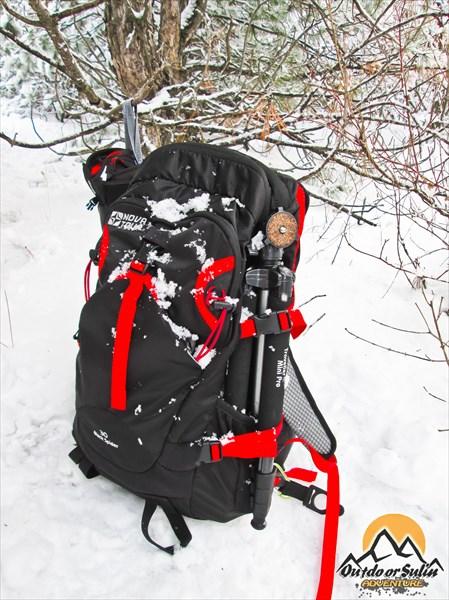 Отличный рюкзак NovaTour