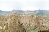 Центральная часть хребта Каратау -- окрестности горы Бессаз