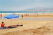 Фото 195 Агадир. пляж