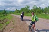 Дорога на подъездах к Широковскому