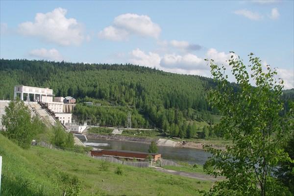 Широковская ГЭС
