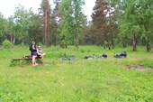 Лагерю быть