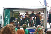 кельтская группа (вид спереди)