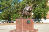 Памятник Д.И.Стахееву