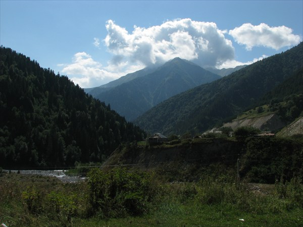 По Южной Осетии