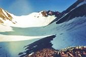 перевал Казнок, с севера